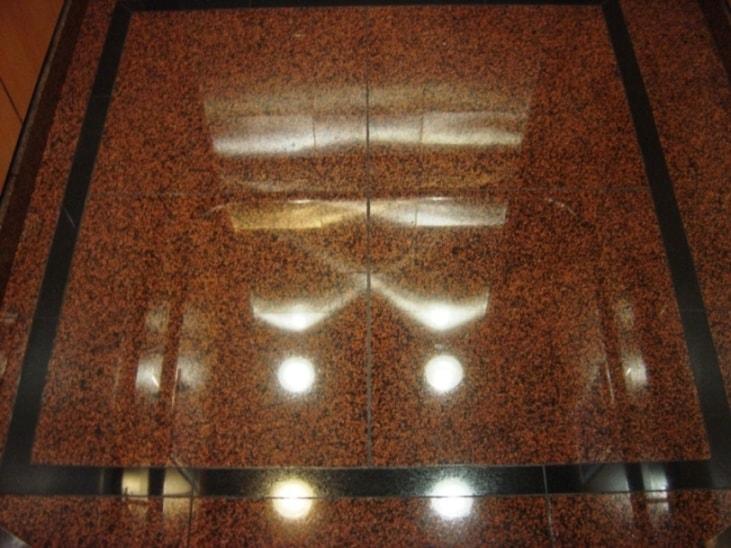 granite tiles restoration