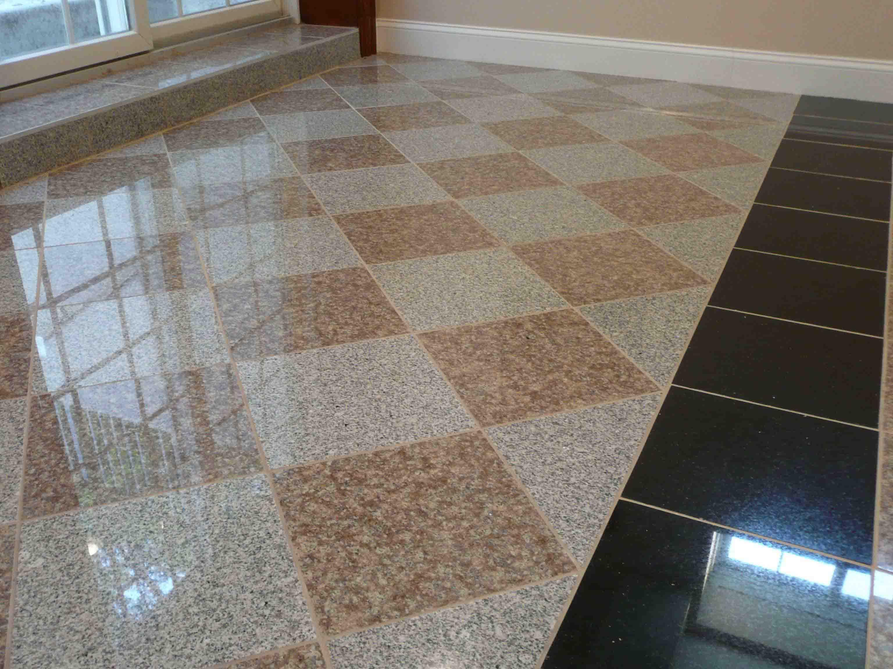 Granite-floor