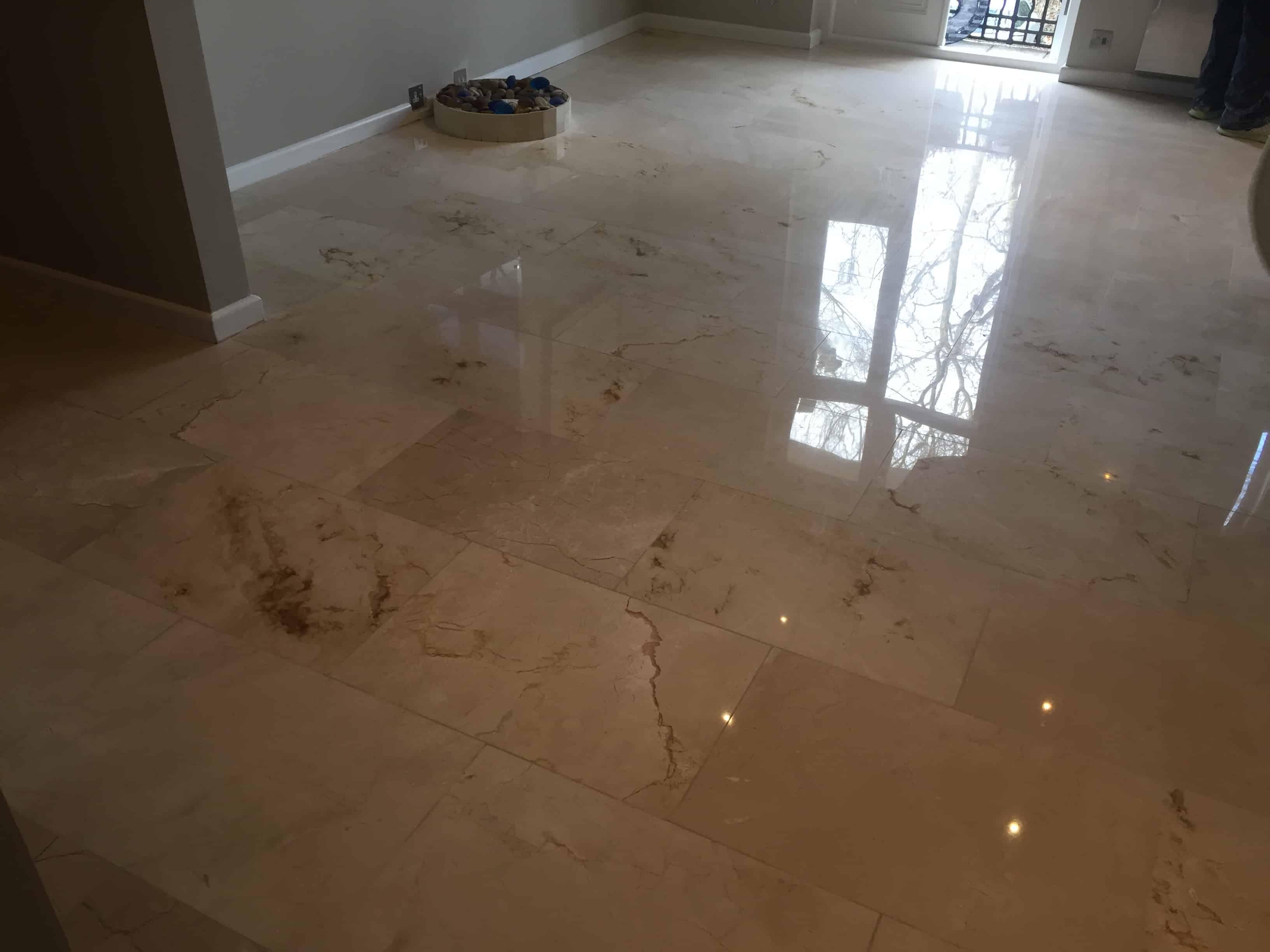 stone ace marble floor restoration