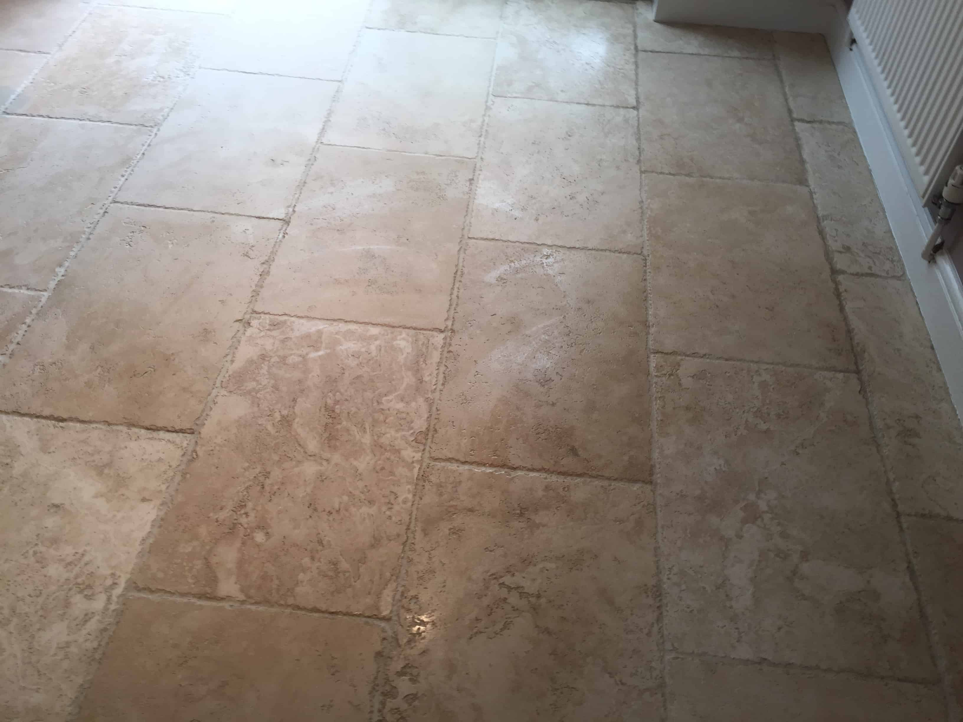 slate  floor restoration services London