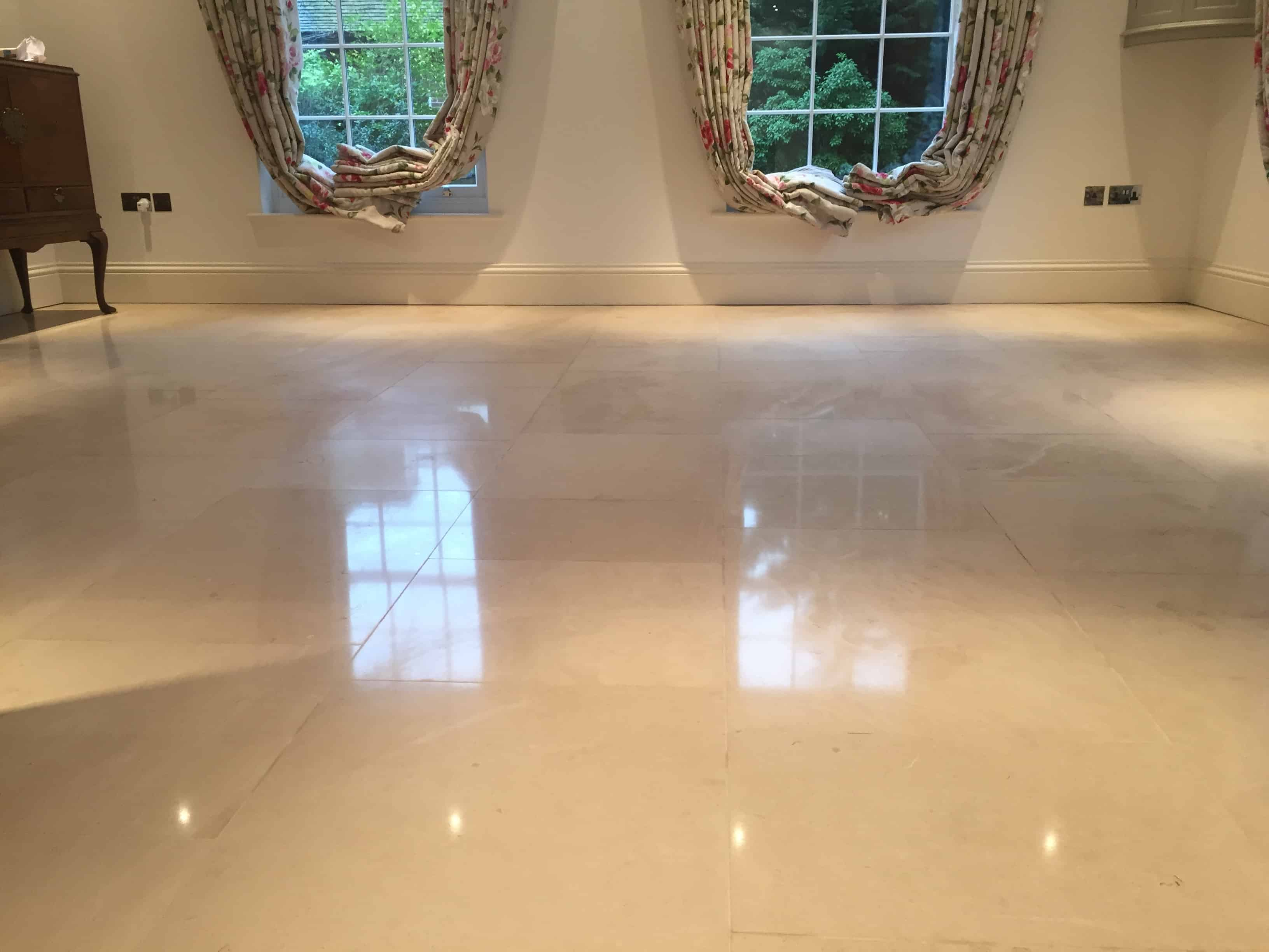 high end professional floor restoration services