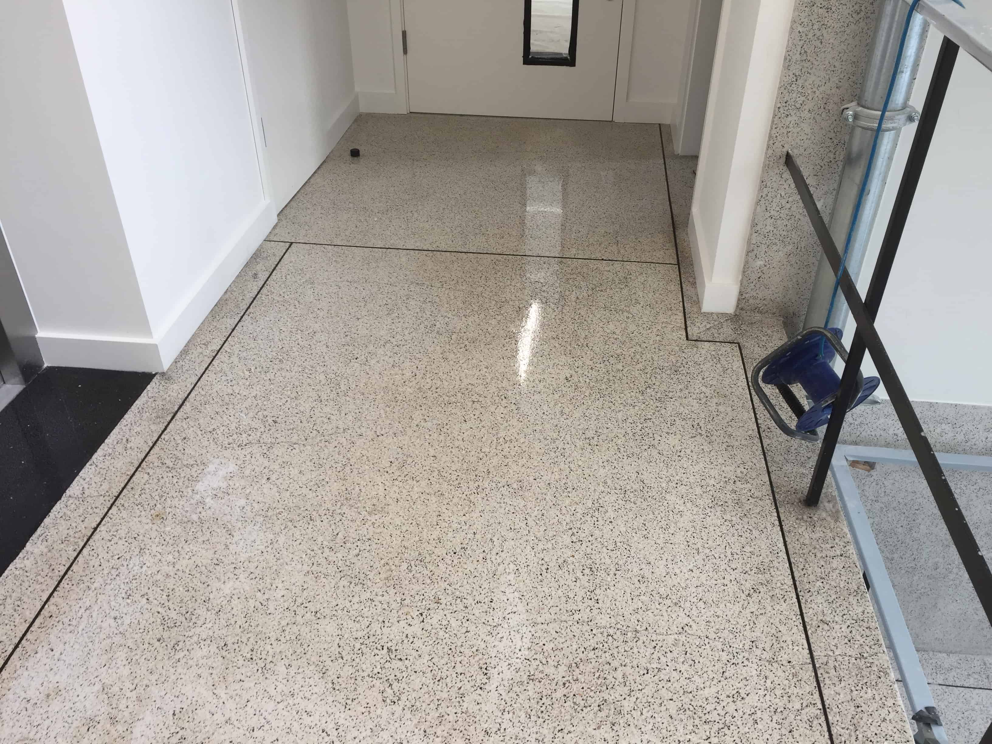 granite floor restoration services London