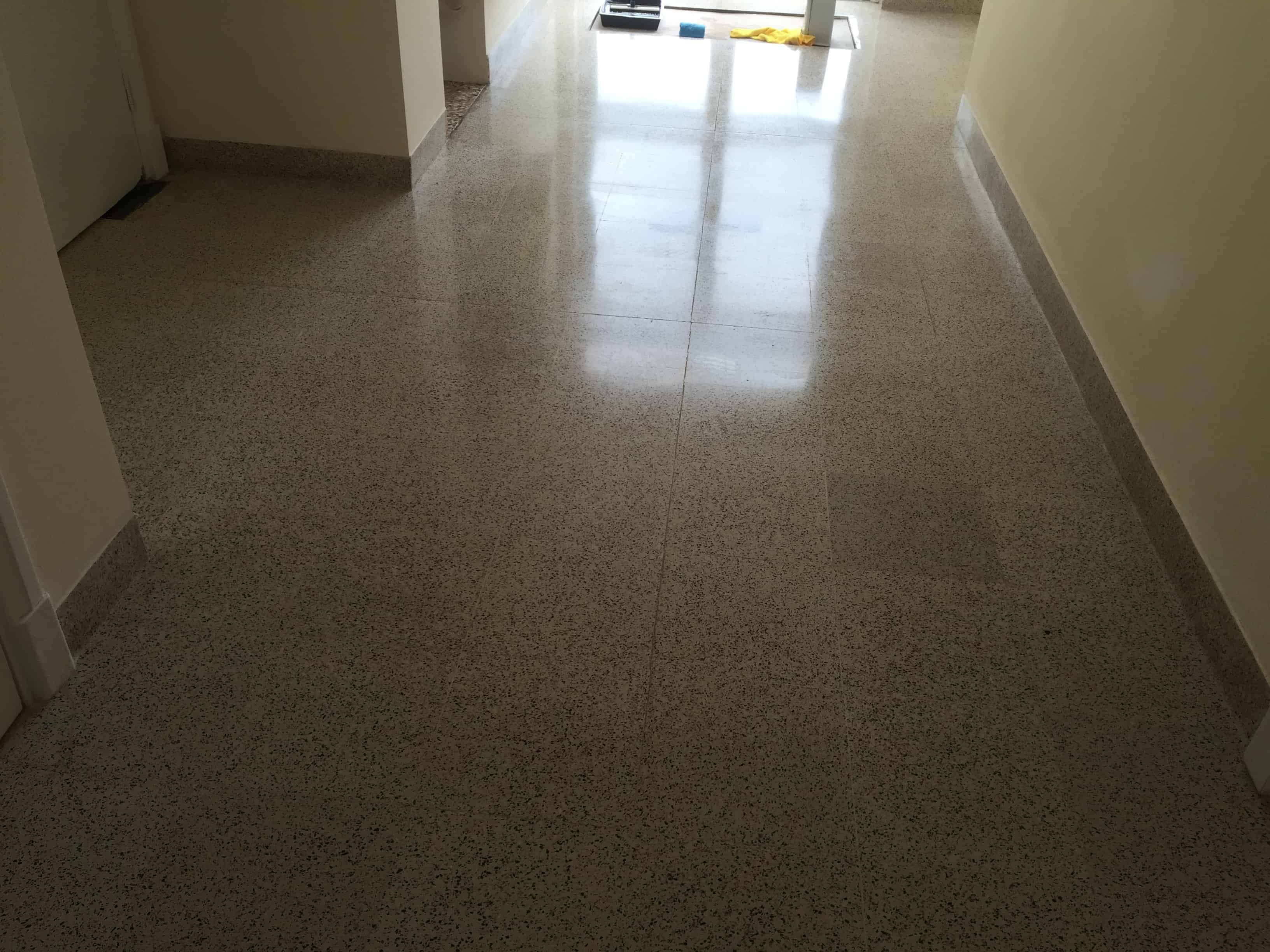 granite floor cleaning services