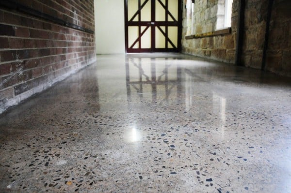 high end professional floor restoration